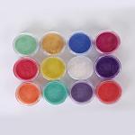 Гвоздичный жемчуг, украшение ногтей, разноцветные, около 12box / set