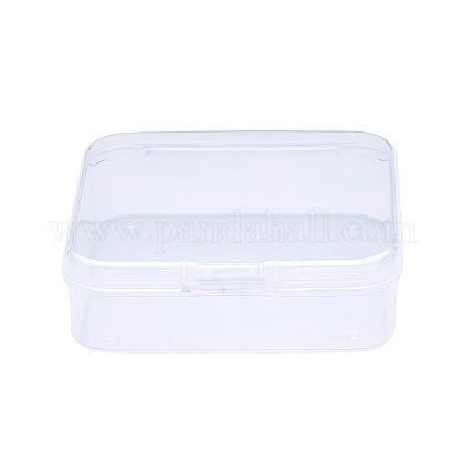 Recipientes de almacenamiento del grano de plástico cuadradaCON-P003-M-1