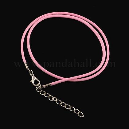 Marcas de collar de cordón de algodón enceradoMAK-S032-1.5mm-102-1