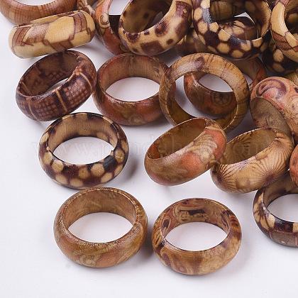 Anillos de pulgar maderaX-RJEW-N028-02-M-1
