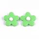 Cabujones de arcilla polimérica hechos a manoCLAY-T016-01O-1