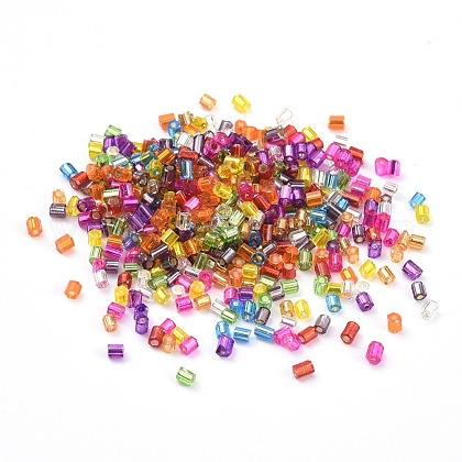 Perles de verre fgb®SEED-S022-04A-M-1