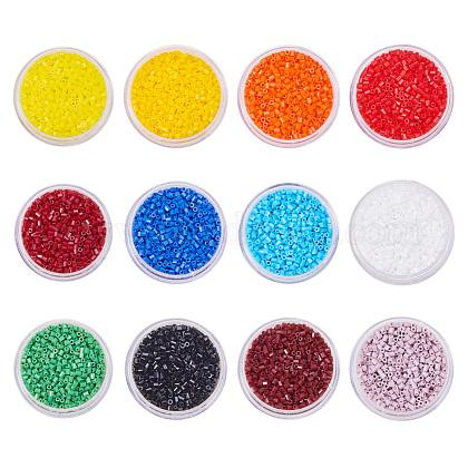 219 10 g vert menthe à l/'intérieur couleur Matsuno Japonais Graine Perles-Taille 11-2 mm