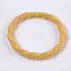 Accesorios para el cabello de lana de imitación para niñasOHAR-S190-15C-2