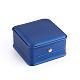 Cajas de regalo del brazalete de la pulsera de cuero de la puX-LBOX-L005-G02-1
