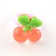 Cute Mixed Shape Acrylic Kid's Cuff RingsRJEW-R130-03-B-3