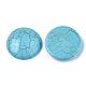 Cabuchones de turquesa sintéticaTURQ-S291-03M-01-1