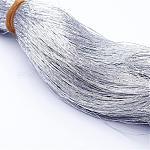 Nylon Thread, Silver, 0.3mm, about 300m/bundle