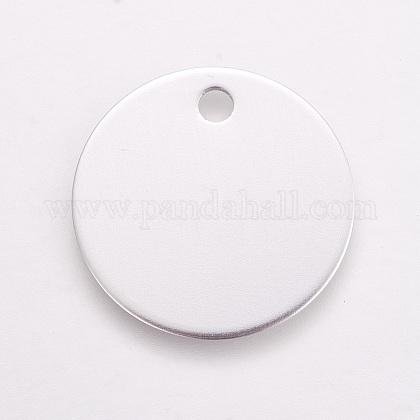 Aluminium PendantsALUM-WH0007-02B-1