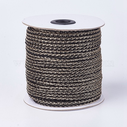Resin and Polyester Braided Cord ThreadOCOR-F008-E03-1