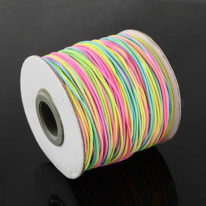Cordon elástico redondoEC-R001-1mm-MA-1
