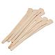 Wooden Waxing Spatula Mask Wax Applicator SticksMRMJ-R047-16-5