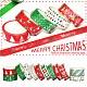 Nastro adesivo decorativo per album fai da te a tema natalizioDIY-CJC0001-12-5