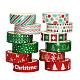 Nastro adesivo decorativo per album fai da te a tema natalizioDIY-CJC0001-12-4