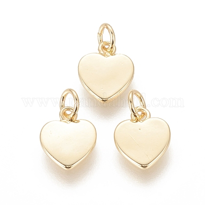 Charms in ottone KK-F811-03G-1