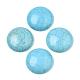 Cabuchones de turquesa sintéticaTURQ-S291-03J-01-2