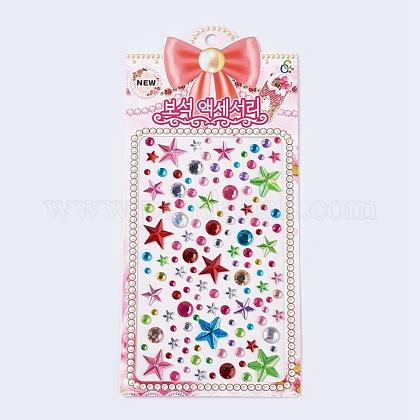 Self Adhesive Mobile Phone StickersAJEW-WH0075-04A-1