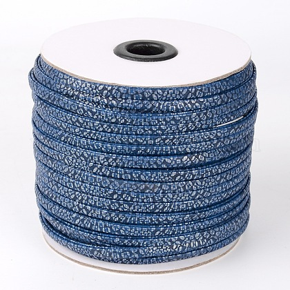 Flat Imitation Leather CordsLC-L003-16-1