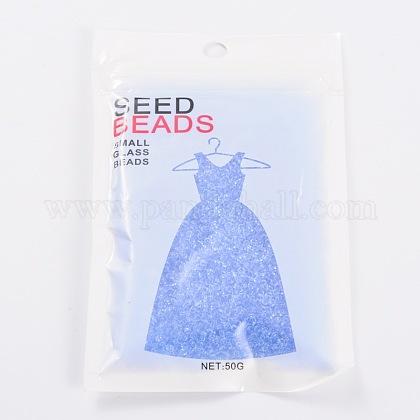 Fgb®11/0透明ガラスシードビーズX-SEED-Q006-F12-1