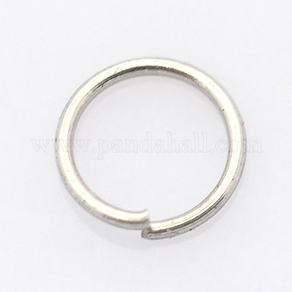 304 acero inoxidable anillos de salto cerrados pero no soldadosSTAS-E067-02-4mm-1