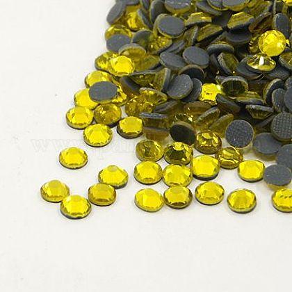 Vidrio de hotfix Diamante de imitaciónRGLA-A019-SS8-249-1