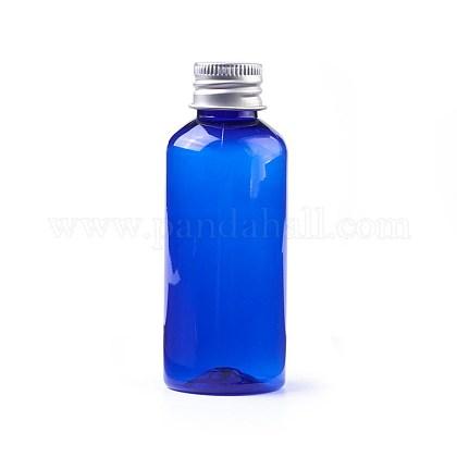 60ml botella de líquido de plástico de hombro redondoMRMJ-WH0054-01-1