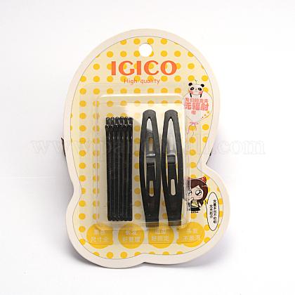 Plancha de pelo pasadores para el pelo y broche pinzas para el cabello accesorios para juegosPHAR-M009-05-1