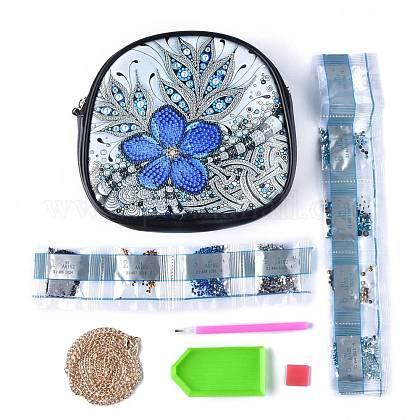 DIY Diamant Malerei Aufkleber Kits für die TaschenherstellungDIY-F054-10-1