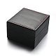 Rectangle PU Leather Jewelry Boxes for WatchCON-M004-09B-1