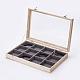 Cajas de presentación de pulsera de maderaODIS-P006-11-4