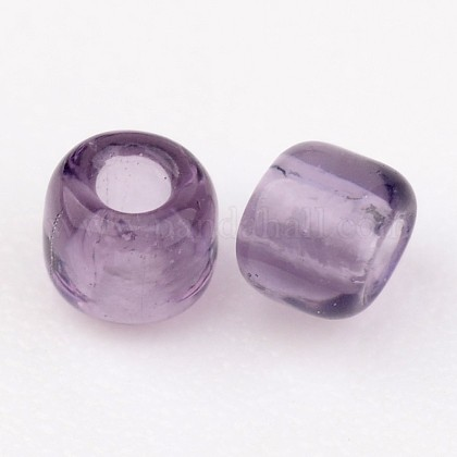 Fgb®11/0透明ガラスシードビーズX-SEED-Q006-F11-1