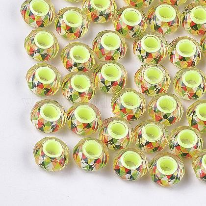 Abalorios de resinaRPDL-S013-04H-1