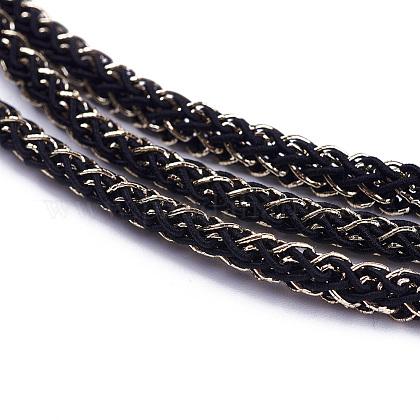 Cordón de poliéster trenzadoOCOR-E018-07-1