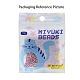 MIYUKI® Delica BeadsX-SEED-J020-DB0201-5