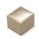 Boîtes anneau en plastiqueOBOX-Q014-30-2