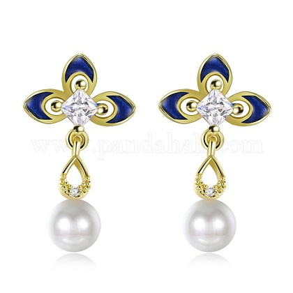 Fashion Earrings EJEW-BB26530-1