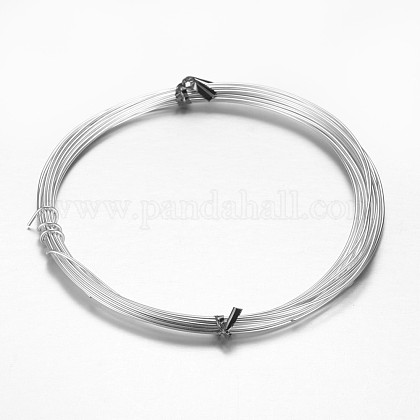 Aluminum Craft Wire AW-D009-3mm-5m-01-1