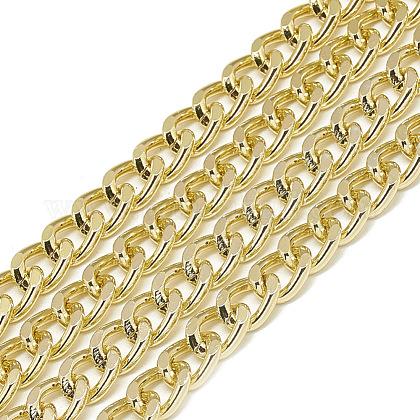 Cadenas de aluminio sin soldarX-CHA-S001-049B-1