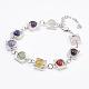 Natural Gemstone Jewelry SetsSJEW-JS00956-2