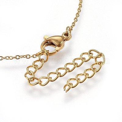 3 piezas de acero inoxidable con forma de cola de ballena colgante con el medio ambiente PandaHall cord/ón de imitaci/ón de ante y lat/ón para langosta