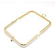 Iron Purse Frame Handle for Bag Sewing Craft Tailor SewerX-FIND-T008-027G-2