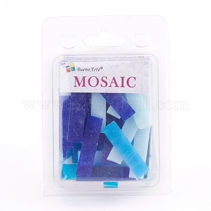 Mosaicos de vidrio cabujonesGLAA-G072-05B-1