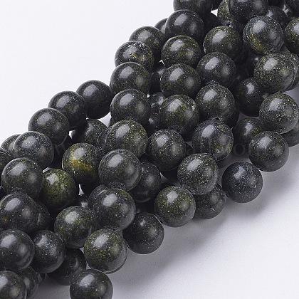 Gemstone Beads StrandsGSR10mmC146-1