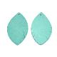 Environmental Sheepskin Leather PendantsFIND-T045-17A-05-2