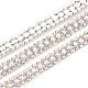 Cadenas de strass Diamante de imitación de bronceCHC-T006-01B-1
