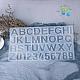 Número y diseño de la letra molde de silicona diyAJEW-P042-03-4