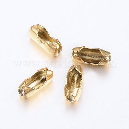 Conectores de cadena de bola de 304 acero inoxidableX-STAS-H423-16G-1