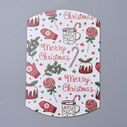 Boîtes d'oreiller de carte-cadeau de NoëlCON-E024-01A-1