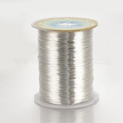 Copper Jewelry WireCWIR-Q005-0.8mm-04-1