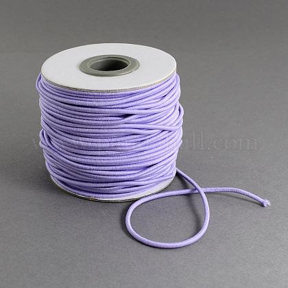 Cordon elástico redondoEC-R001-1mm-002A-1